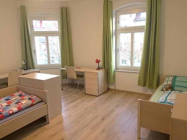 Haus Schillerstraße - Doppelzimmer