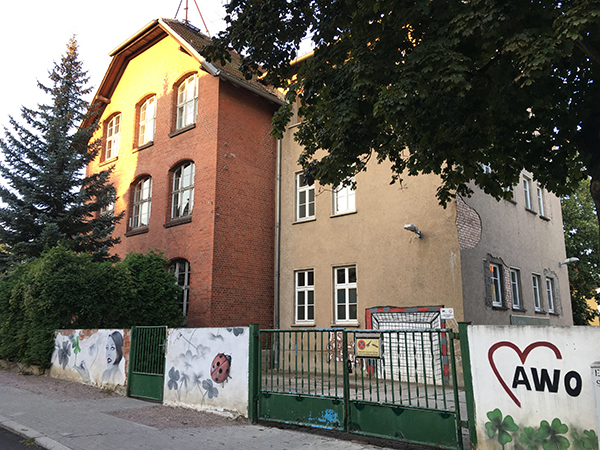 Kleeblatt Schule - Hausansicht